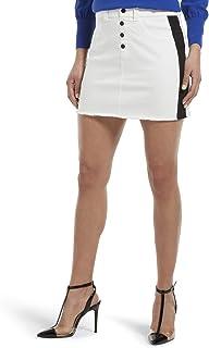 Women's Denim Jean Skirt