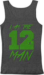 Football 12th Man Men's Tank Top