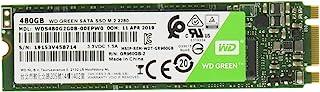 Western Digital WD Verde Internal SSD M.2 SATA, Verde, 480 GB