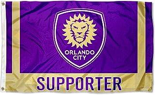 WinCraft Orlando City SC Supporter Flag