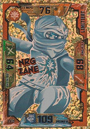 LEGO Ninjago Trading Card Game LE2 NRG Zane Edition limitada - Juego de cartas coleccionables