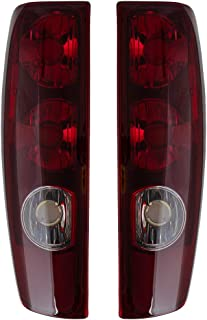 Best 2008 chevy colorado tail lights Reviews