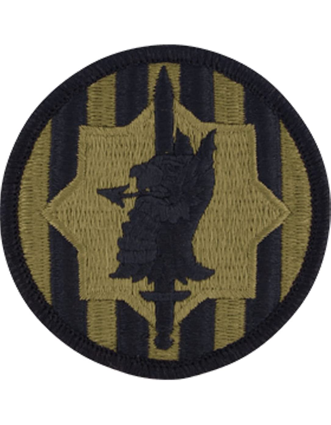 89th MP Brigade (Military Police) MultiCam ? OCP Patch