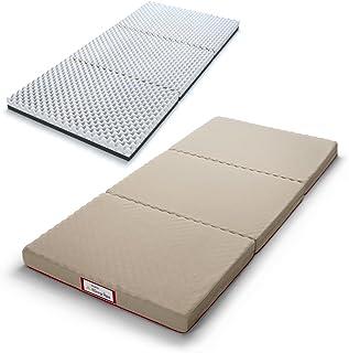 ムアツ スリープスパ ふとん BASIC ハードタイプ シングル 9×97×200cm:3フォームの優れたバランスで 身体をしっかり支えるタイプ/型番:2220105611200