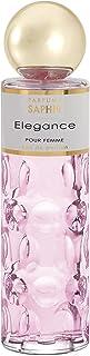 PARFUMS SAPHIR Elegance - Eau de Parfum con vaporizador para Mujer - 200 ml