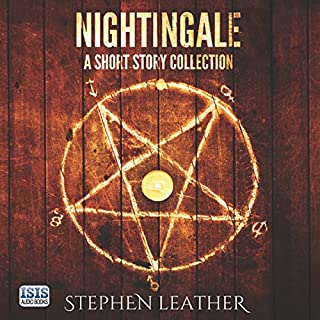 Nightingale: A Short Story Collection cover art