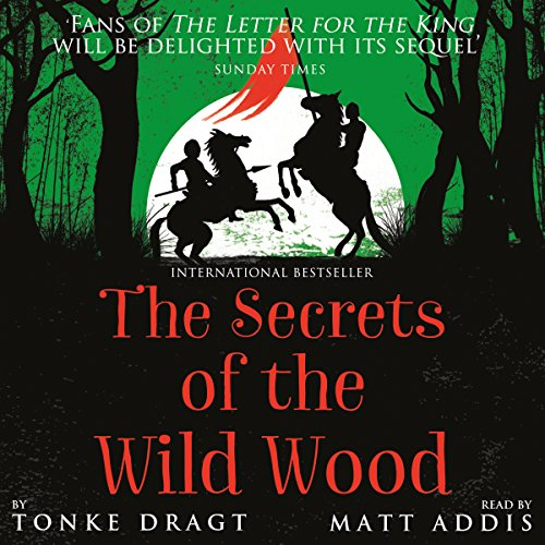 The Secrets of the Wild Wood audiobook cover art