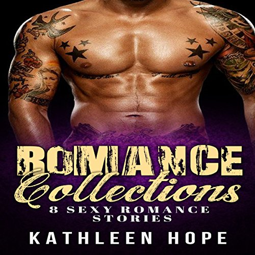 Romance: 8 Sexy Romance Stories - Romance Collections, Bbw, Menage, Threesome                   By:                                                                                                                                 Kathleen Hope                               Narrated by:                                                                                                                                 Veronica Heart                      Length: 4 hrs and 35 mins     21 ratings     Overall 3.0