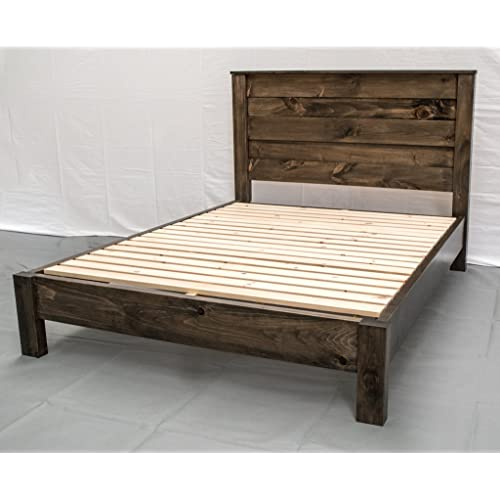 best cheap 573e7 df36b Reclaimed Wood Bed Frames: Amazon.com