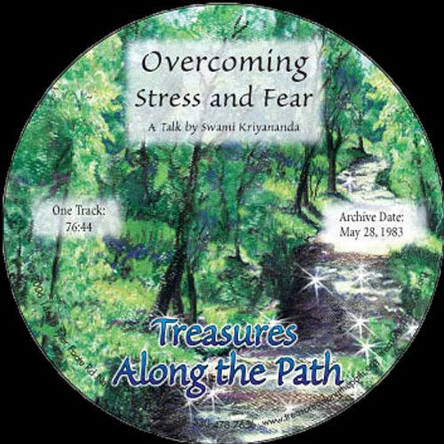 Overcoming Stress and Fear audiobook cover art
