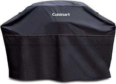 "Cuisinart CGC-60B Heavy-Duty Barbecue Grill Cover, 60"", Black, Cover-60"