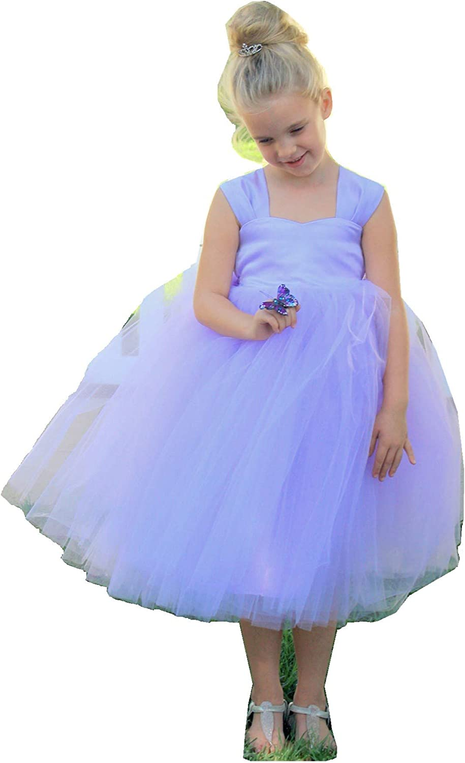 Sweetheart Max 71% OFF Neck Top Tutu Flower Special 2021new shipping free Pag Occasions Girl Dress