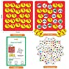 smartokids 3-in-1 | 4+ years | box 5 of games and puzzles for 4 to 12 year old boy and girl | learning and educational gift pack | age - 4-12- Multi color #1