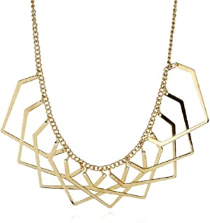 Best triangle statement necklace Reviews