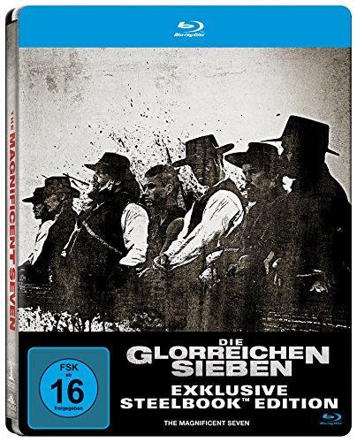 Die glorreichen 7 (Steelbook) [Blu-ray] [Limited Edition]