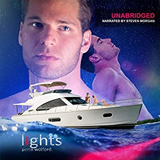 Lights audiobook cover art