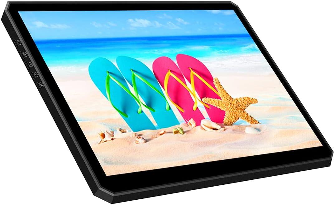 Viewturbo モバイルディスプレイ タッチパネル 10.8インチ