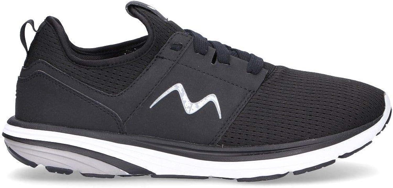 MBT Women's 70203003Y Black Nylon Sneakers