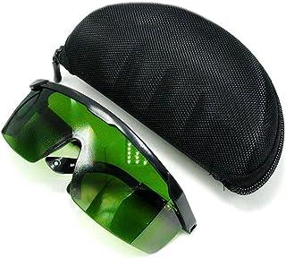 dc83bfac80 Nadalan Gafas Protectoras del Laser infrarrojo de 1064nm Gafas / 200-450 y  800-