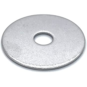 Stainless Qty 5 Oval Washers large 5//16 M8 suit MGA