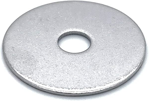 SNUG Fasteners SNG811 50 Qty 1 4 X 1 304 Stainless Steel Fender Washers