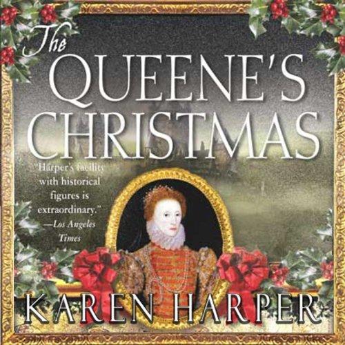 The Queene's Christmas audiobook cover art