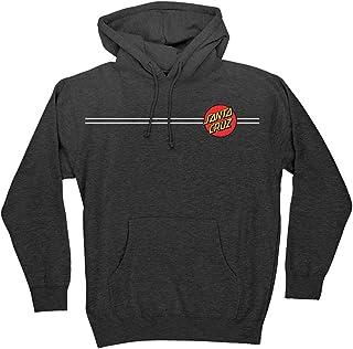 Santa Cruz Mens Classic Dot Hoody Pullover Sweatshirt Medium