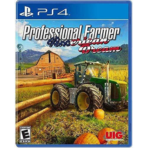 UIG - Professional Farmer 2017 - American Dream /PS4 (1 Games)