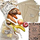 reusable shopping bags for veggies and fruit