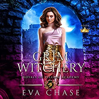 Grim Witchery cover art