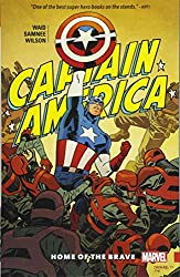 Captain America: Home of the Brave by Waid & Samnee