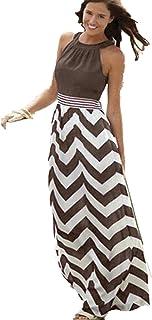 02198e80b Amazon.es: Vestidos Estilos Vintage - Marrón