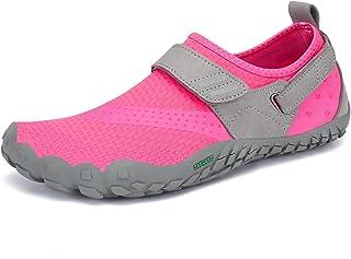 SAGUARO Mens Womens Minimalist Trail Running Shoes Barefoot Walking   Wide Toe Box   Outdoor Cross Trainer   Zero Drop Sole