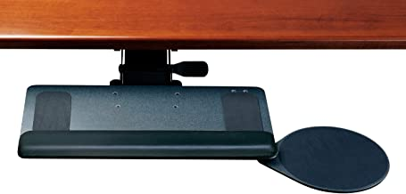 Humanscale 900 Standard Keyboard Tray System w/ 6G Arm mechanism, 12R Right Mouse, and Gel Palm Rest