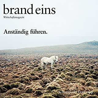 brand eins audio: Leadership Titelbild