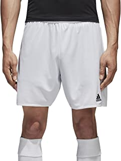 adidas Men's PARMA 16 Shorts, White/Black, 2X-Large