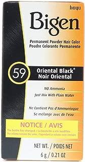 Best bigen 59 hair dye Reviews