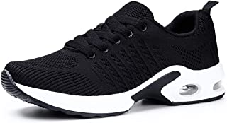 Women's Running Shoes Breathable Air Cushion Sneakers