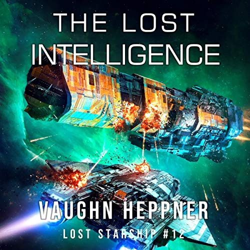 The Lost Intelligence audiobook cover art