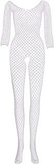 Best fishnet bodysuit long sleeve Reviews
