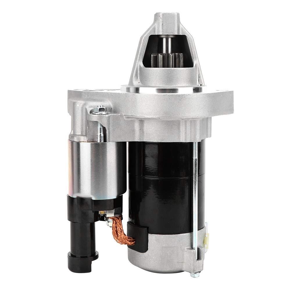Almencla Great Fuel Shut Off Solenoid 16851-60014 for Kubota Excavator RTV RTV900,12V