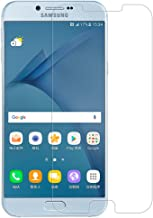 Kepuch Samsung Galaxy A8 2016 Screen Protector - 2 Pack Tempered Glass Film 9H Hardness Curved Edge Protection for Samsung Galaxy A8 2016
