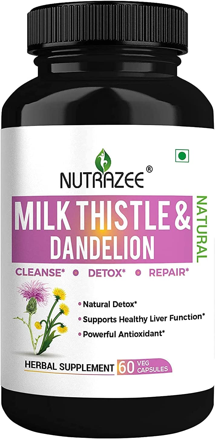 Organic Touch Max 41% OFF Nutrazee Milk 40% OFF Cheap Sale Thistle 80% Silymarin with Extract