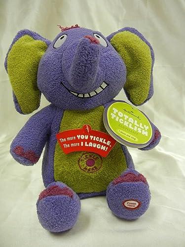Hallmark Plush KID3176 Totally Ticklish Elephant
