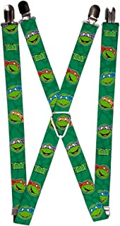 Buckle-Down Suspender - Ninja Turtles