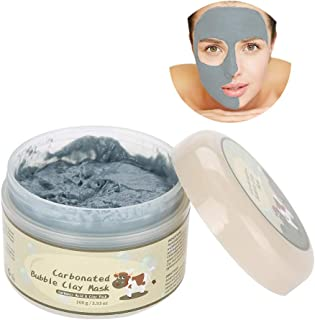 Carbonated Bubble Clay Mask, Mascarilla hidratante limpiadora hidratante para limpieza de poros para el cuidado de la piel