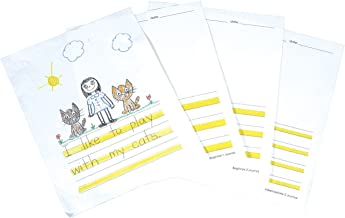 Abilitations 089668 Integrations Hi-Write Journal Paper - Intermediate 2 Paper - 100 Pack