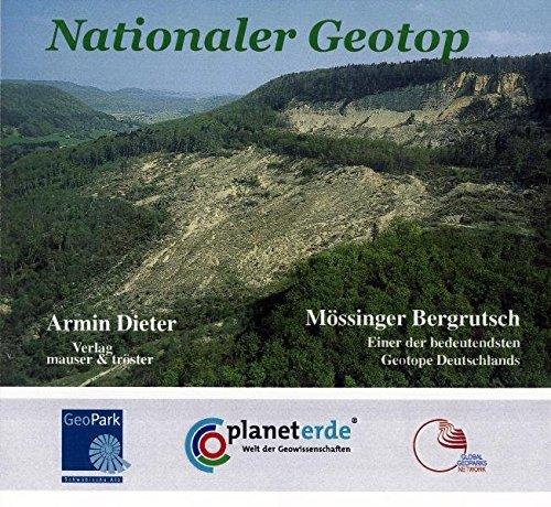 Nationaler Geotop Mössinger Bergrutsch: Einer der bedeutendsten Geotope Deutschlands