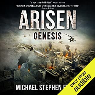 Genesis: Arisen, Book 0.5                   By:                                                                                                                                 Michael Stephen Fuchs                               Narrated by:                                                                                                                                 R. C. Bray                      Length: 6 hrs and 15 mins     1,358 ratings     Overall 4.6