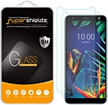 (2 Pack) Supershieldz for LG K40 Tempered Glass Screen Protector, Anti Scratch, Bubble Free